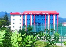 Yaşar Doğu Spor Bilimleri Fakültesi